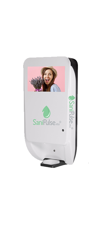 SaniPulse Mini Dispenser
